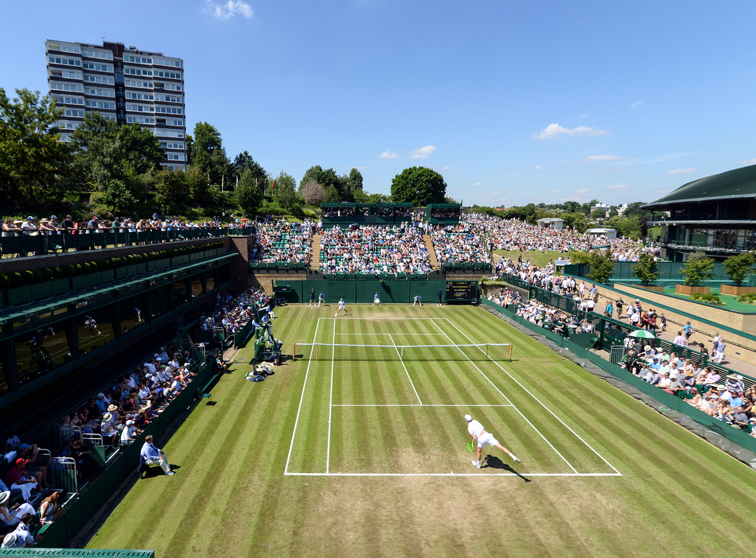 Wimbledon 2017 Day 3, Querrey
