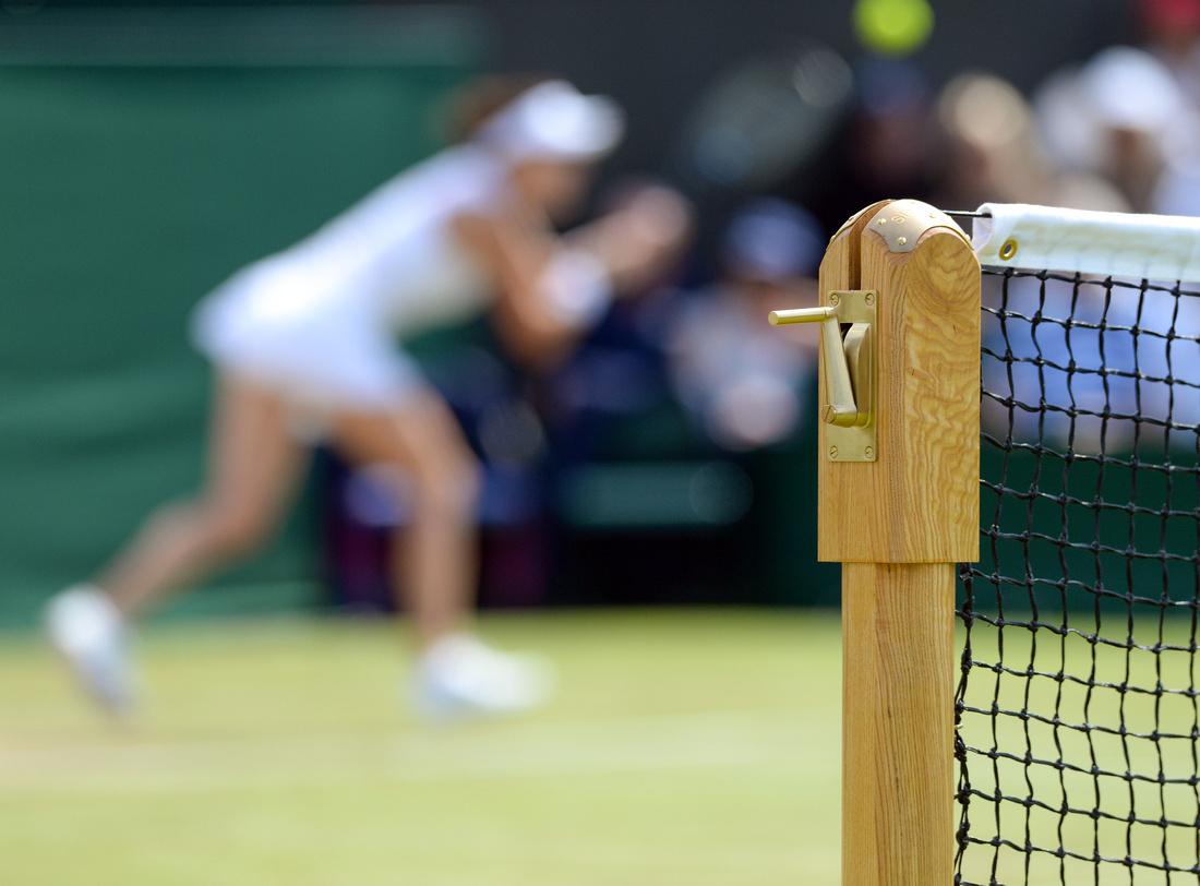 Wimbledon 2017 Day 4, Christina McHale