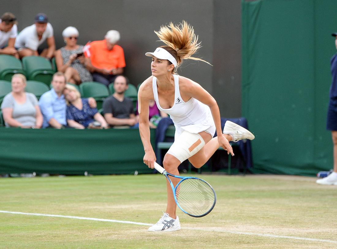 Wimbledon 2017 Day 4, Tsvetana Pironkova