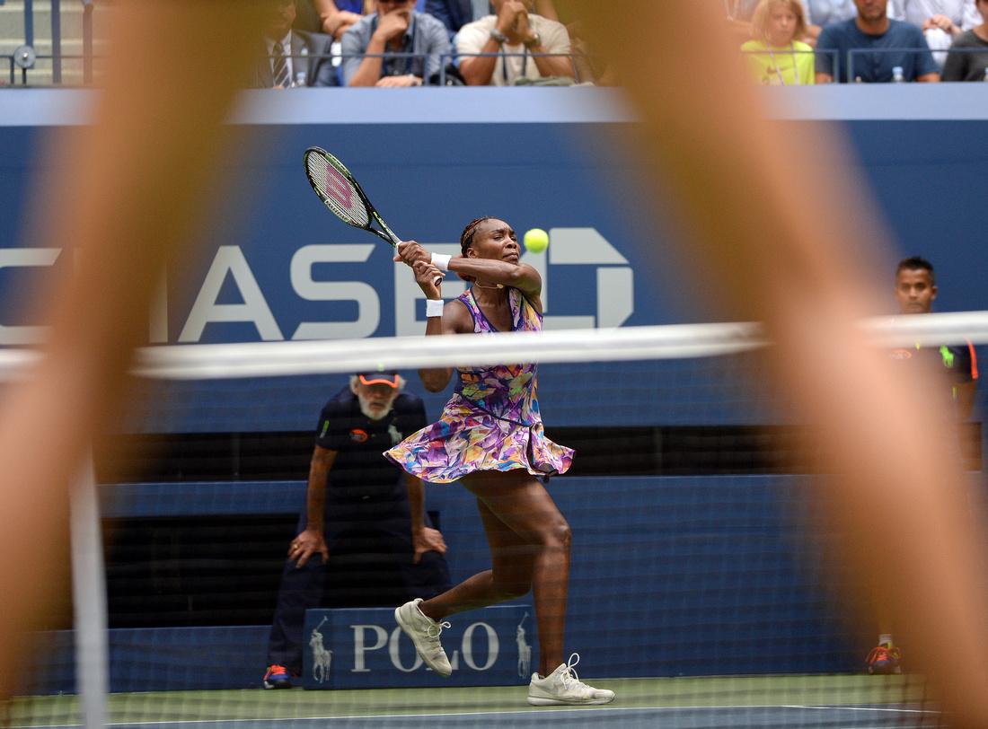Venus Williams, 2016 US Open