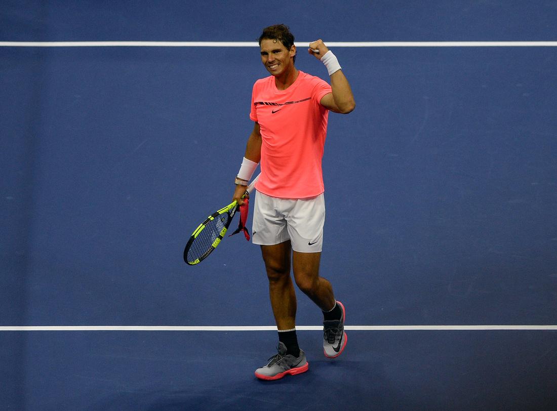 Rafael Nadal, 2017 US Open