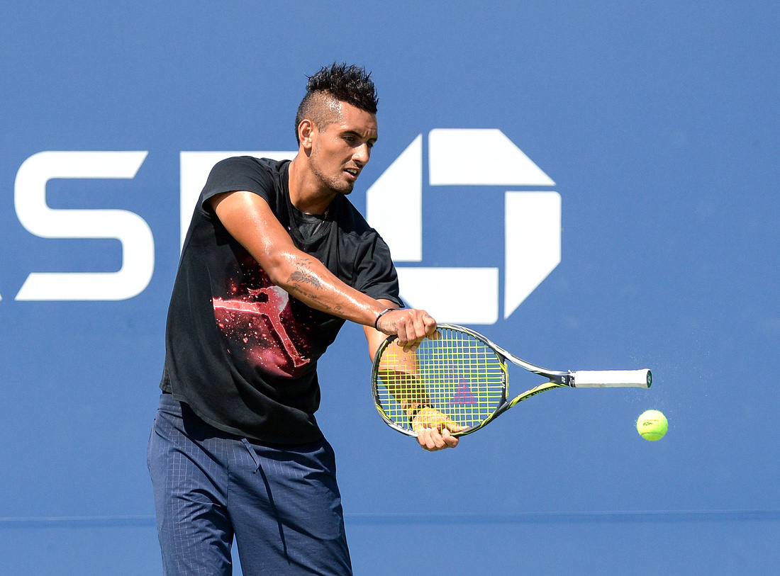 Nick Krygios, 2016 US Open