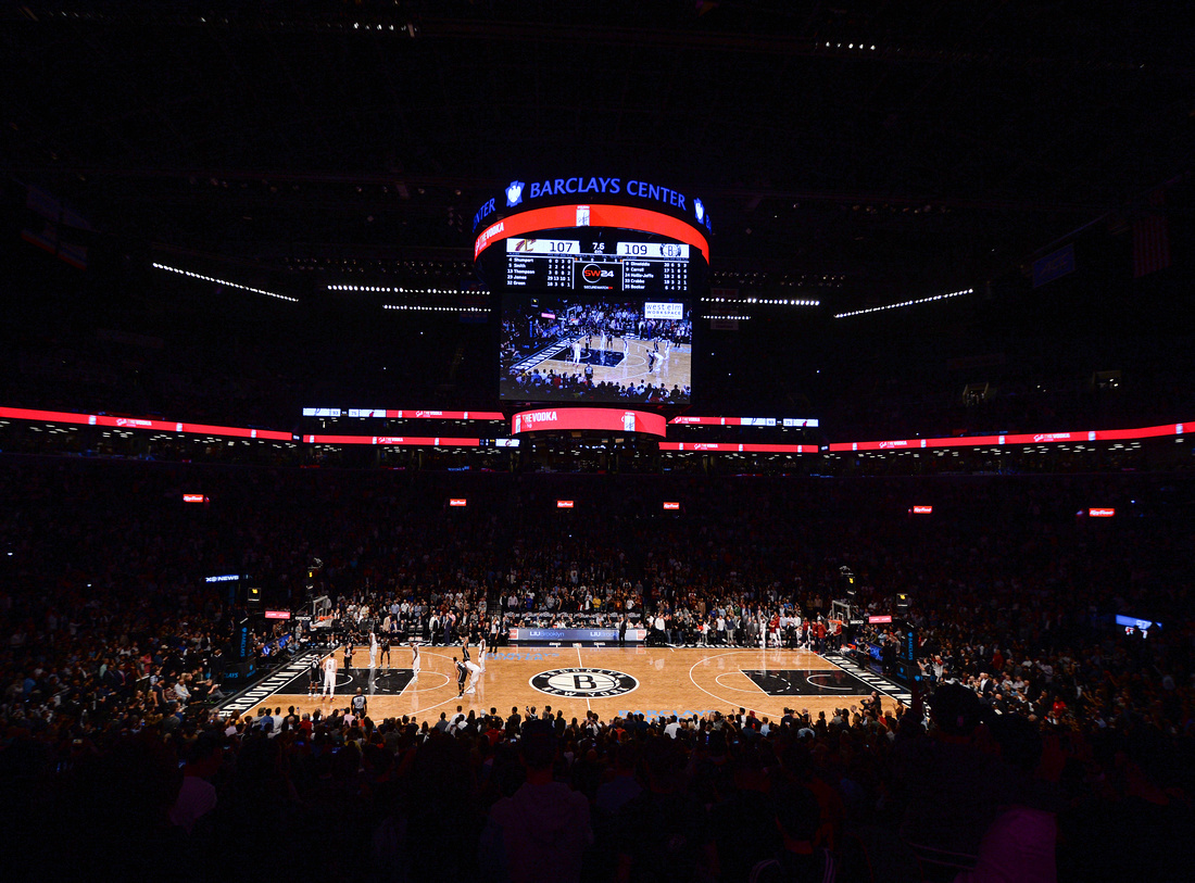 NBA: Brooklyn Nets vs. Cleveland Cavaliers, Barclays Center