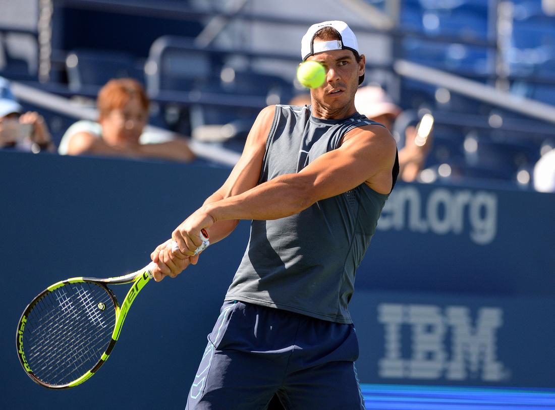 Rafael Nadal, 2016 US Open