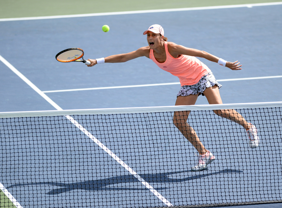 Andreja Klepac and Katarina Srebotnik, 2016 US Open