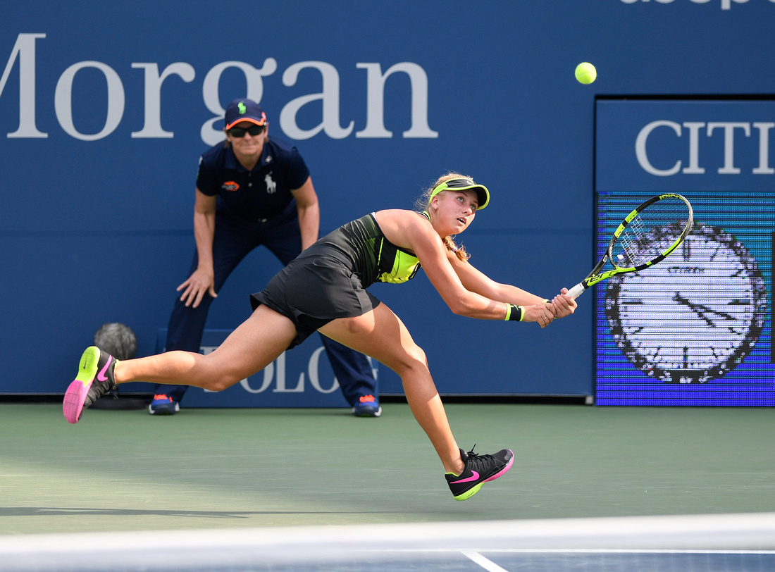 Anastasia Potapova, 2016 US Open
