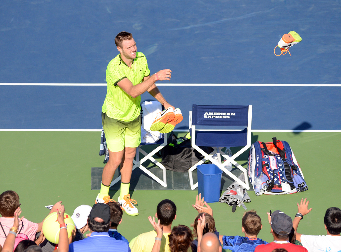 Jack Sock, 2016 US Open