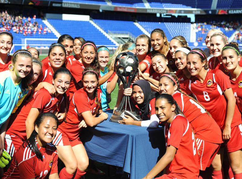Red Bull Cup. Varsity Soccer: Harrison vs Kearny