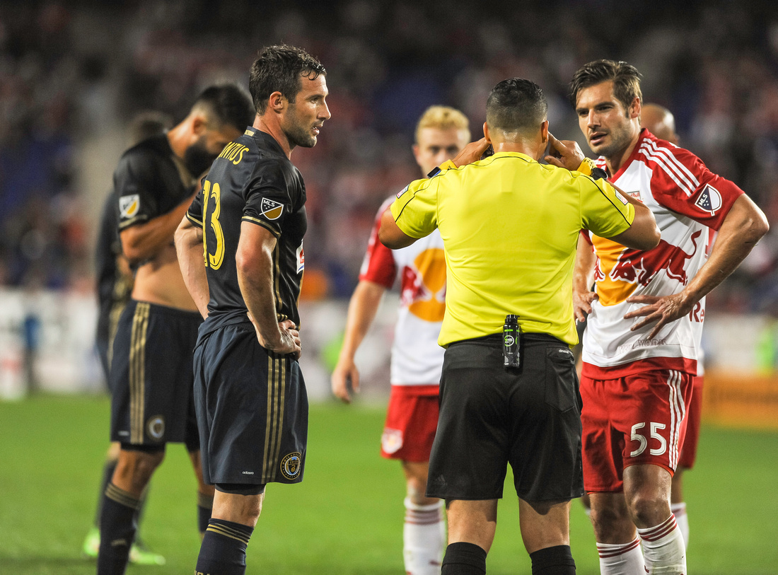 MLS: New York Red Bulls vs. Philadelphia Union