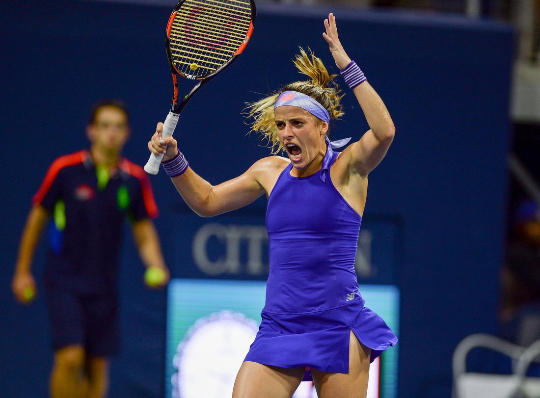 Nicole Gibbs, 2016 US Open