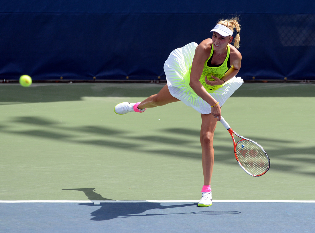 Donna Vekic, 2016 US Open