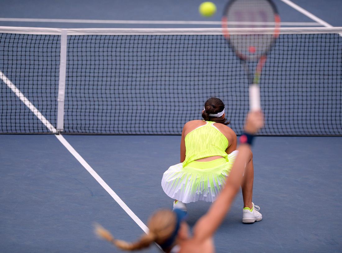 Caroline Garcia, 2016 US Open