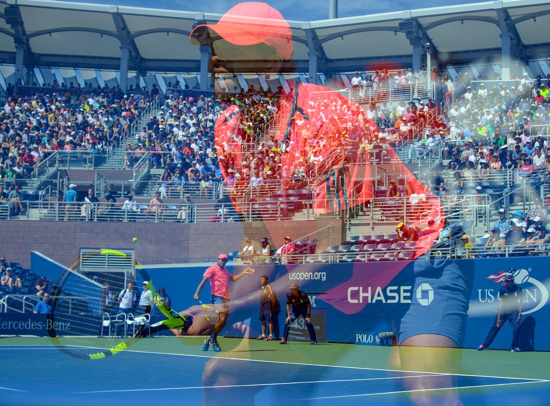 Jo-Wilfried Tsonga, 2016 US Open
