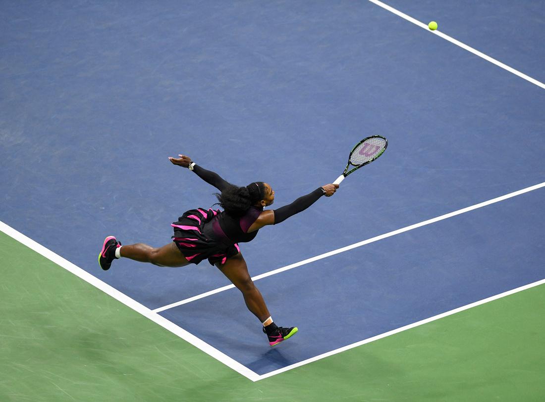 Serena Williams, 2016 US Open
