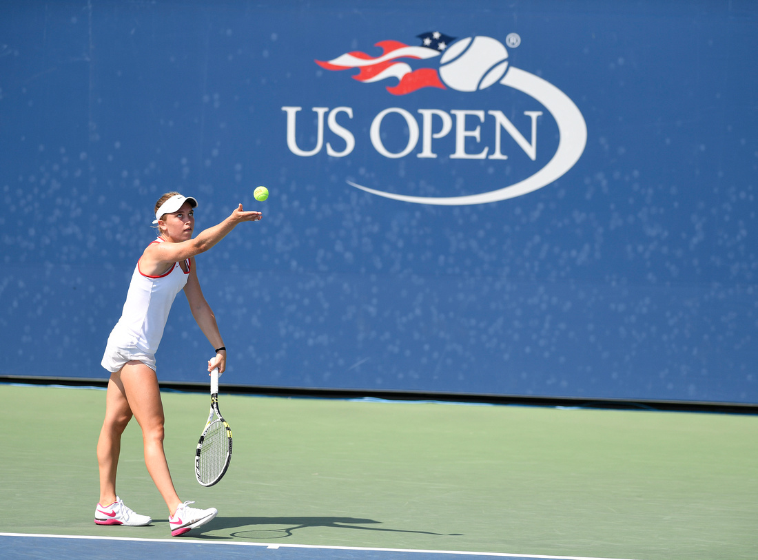 Francesca Di Lorenzo, 2016 US Open