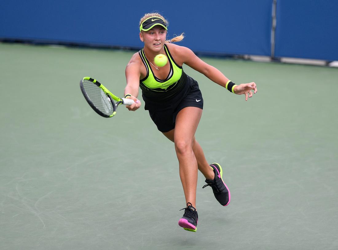 Anastasia Potapova, 2016 US Open