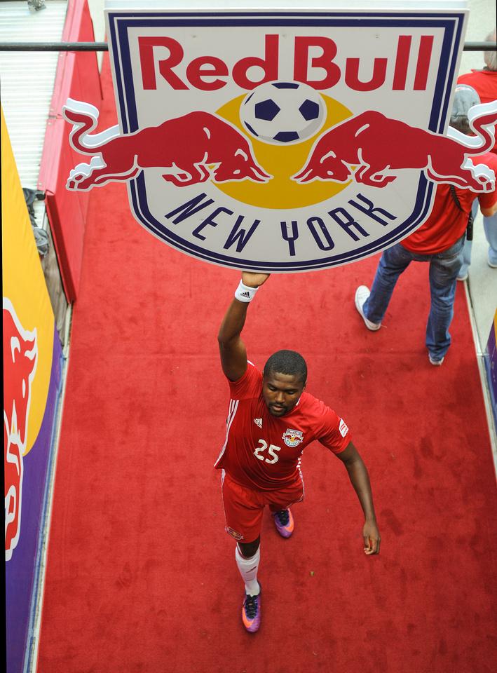 MLS: New York Red Bulls vs. Columbus Crew
