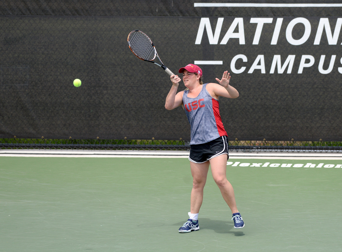 2017 Tennis On Campus National Championship, USC
