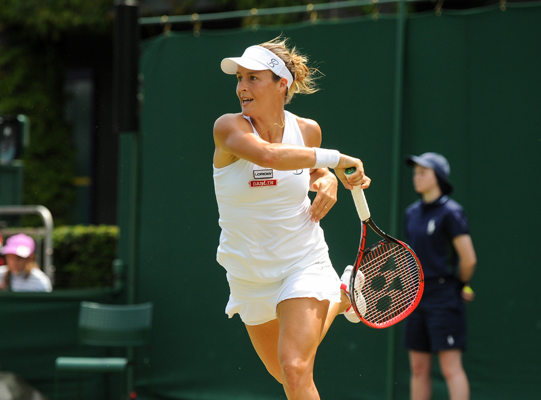 Wimbledon 2017 Day 4, Tatjana Maria
