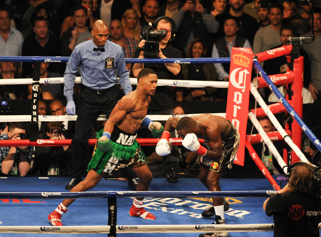 Brooklyn Boxing: Danny Jacobs vs. Peter Quillin, Barclays Center