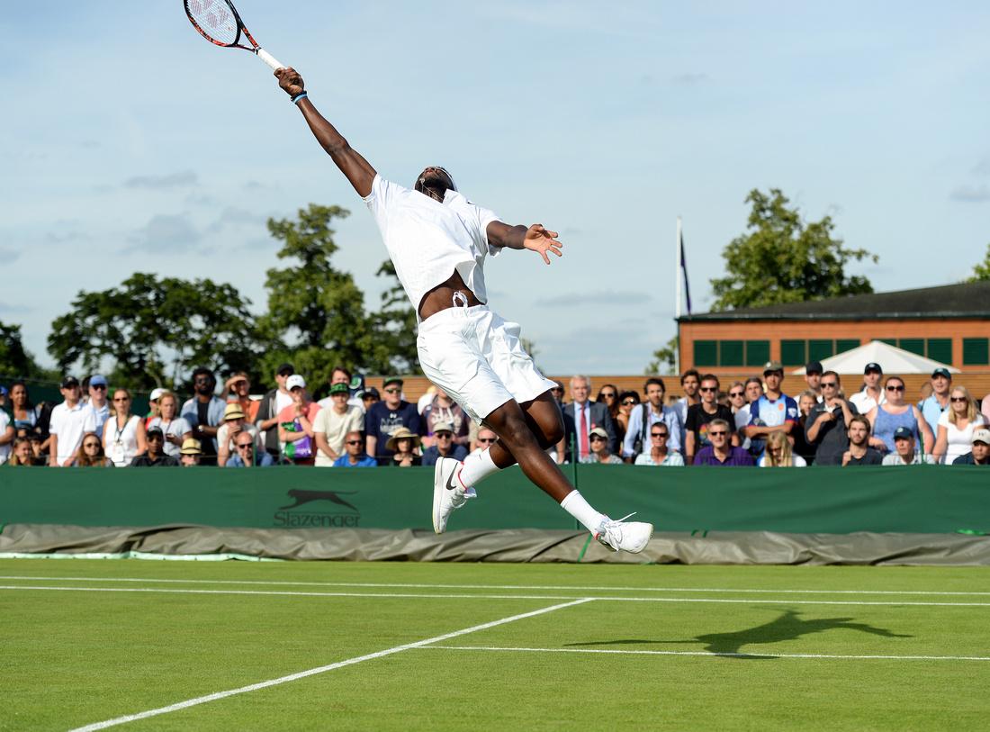 Wimbledon 2017 Day 2, Frances Tiafoe