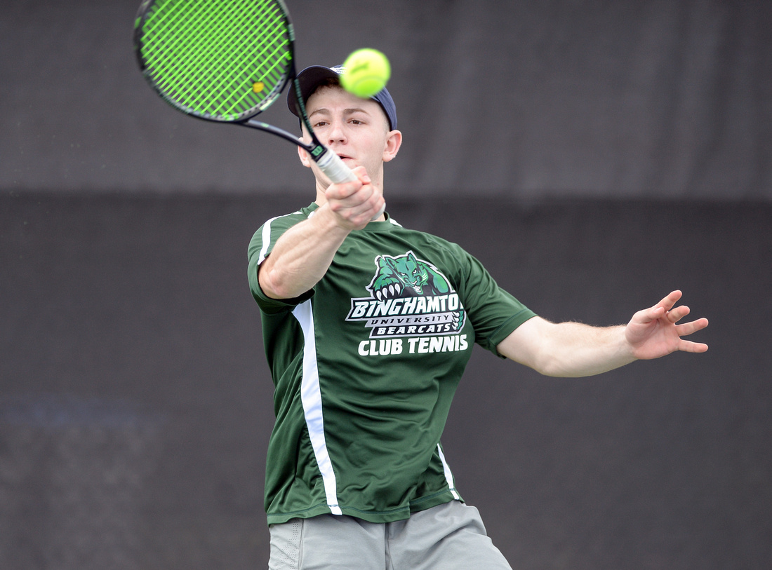 2017 Tennis On Campus National Championship, Binghamton University