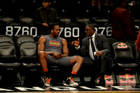 NBA: Brooklyn Nets vs. Atlanta Hawks, Dwight Howard