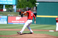 Justin Haley, Pawtucket Red Sox vs. Buffalo Bisons