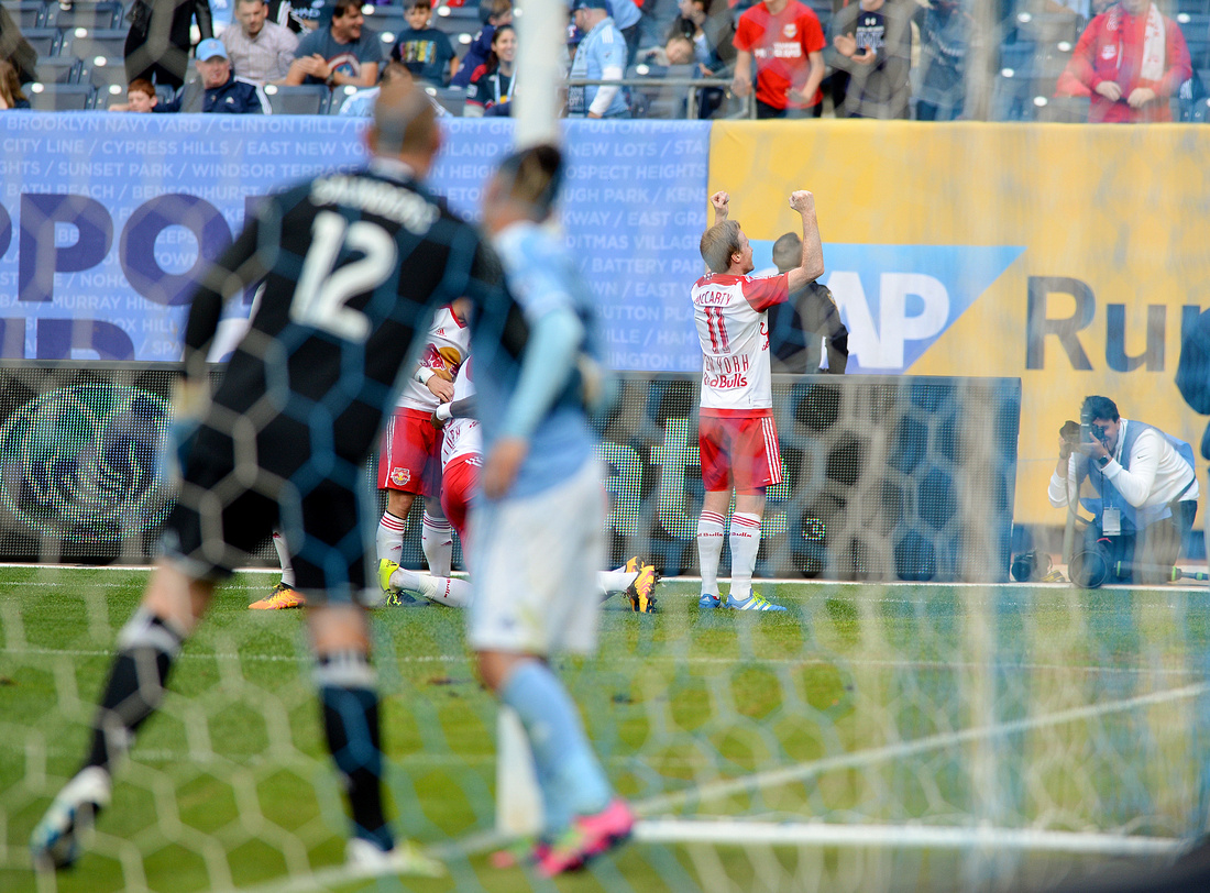 MLS: NYCFC vs. New York Red Bulls