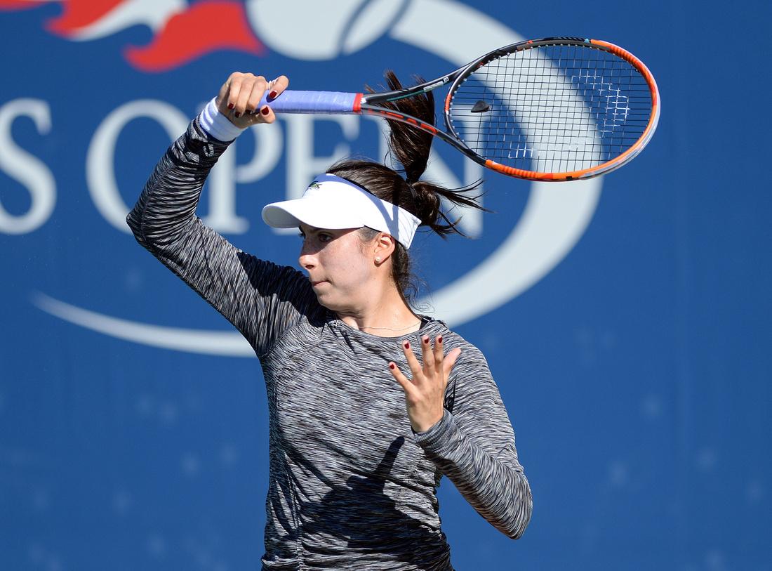 Christina McHale, 2016 US Open
