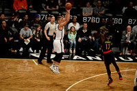 NBA: Brooklyn Nets vs. Atlanta Hawks, Jeremy Lin