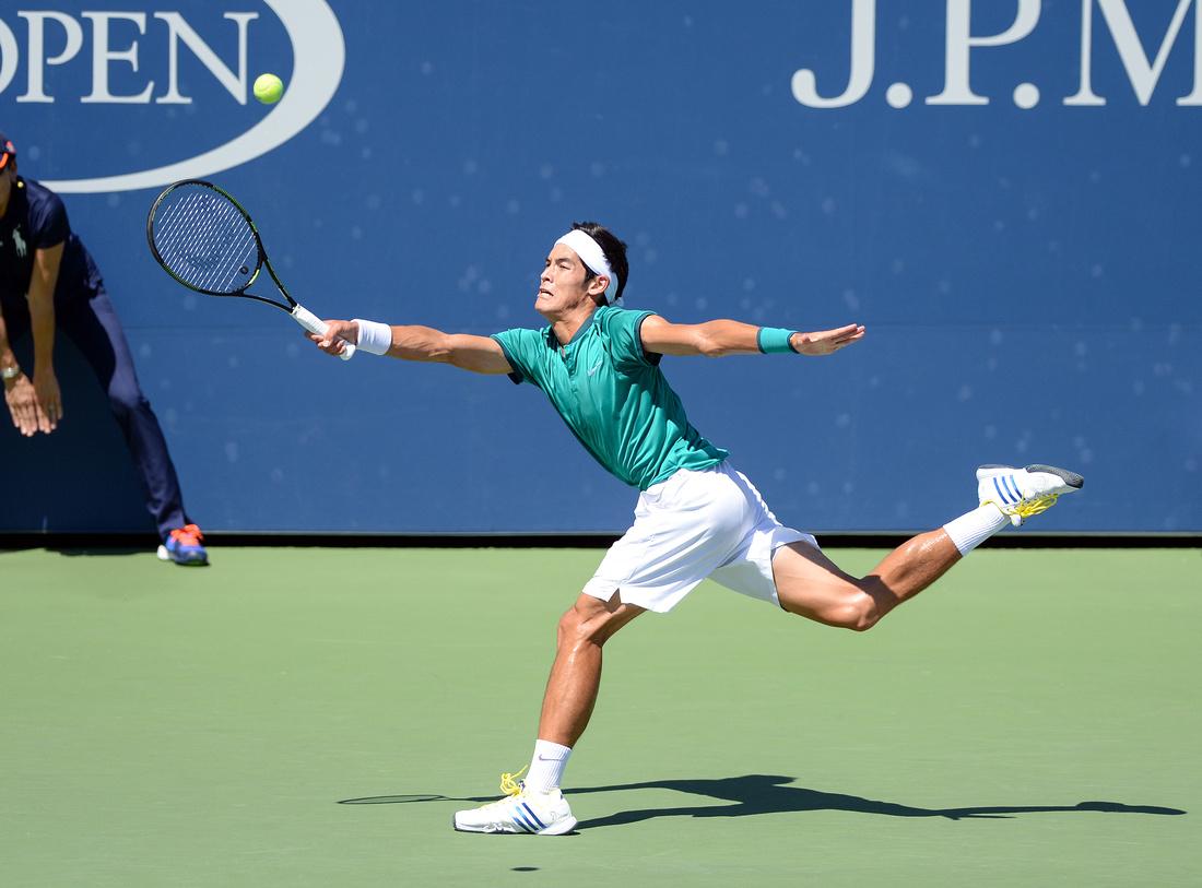 Thai-Son Kwiatkowski, 2016 US Open