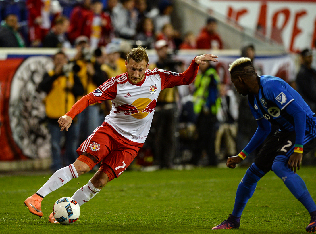 MLS: Eastern Conference Playoffs second leg New York Red Bulls vs. Montreal Impact