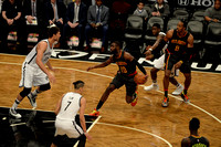NBA: Brooklyn Nets vs. Atlanta Hawks, Tim Hardaway Jr.
