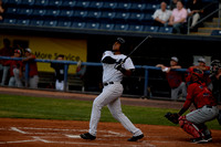 Timmy Robinson, Staten Island Yankees vs. Lowell Spinners