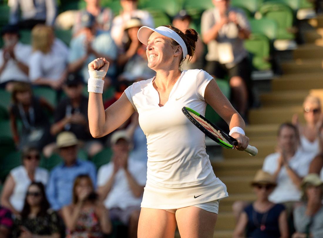 Wimbledon 2017 Day 3, Madison Brengle