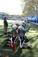 PSAL Boys JV Football: New Utrecht vs. New Dorp