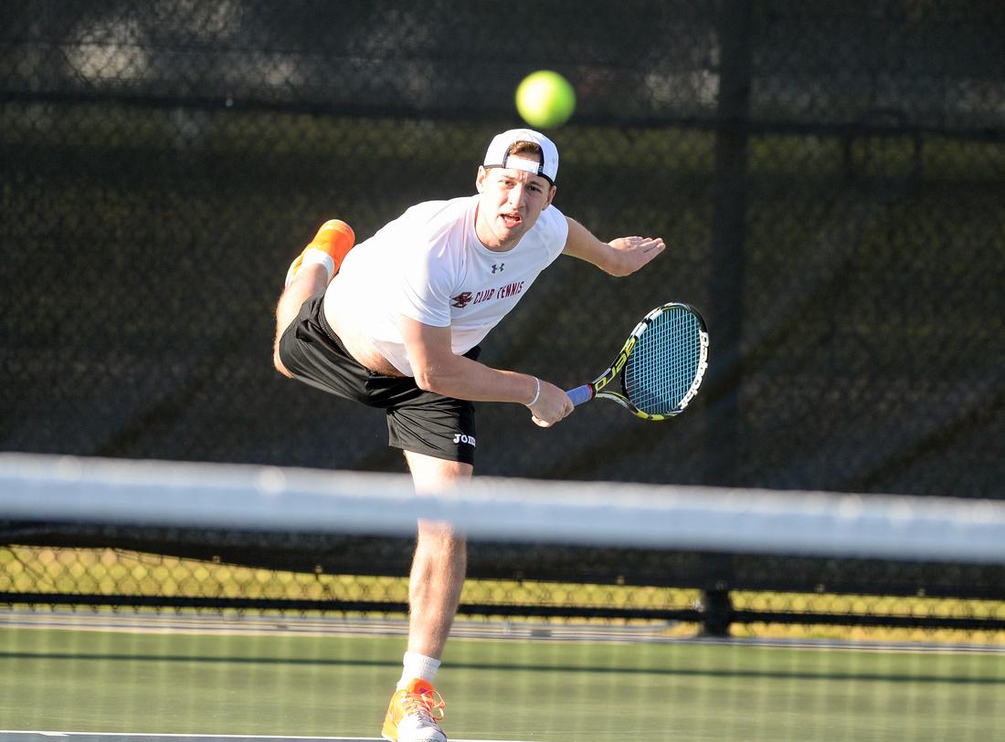 2017 Tennis On Campus National Championship, Boston College