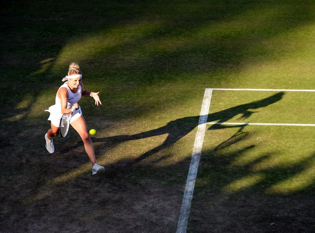 Wimbledon 2017 Day 2, Timea Bacsinzky