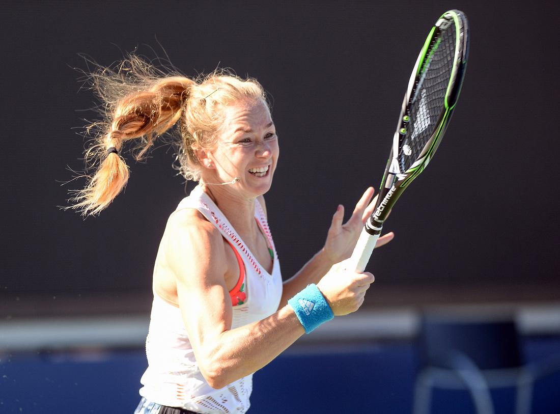 Julia Glushko, 2016 US Open