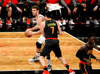 NBA: Brooklyn Nets vs. Atlanta Hawks, Brook Lopez
