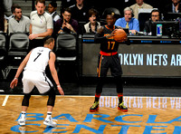 NBA: Brooklyn Nets vs. Atlanta Hawks, Dennis Schroder