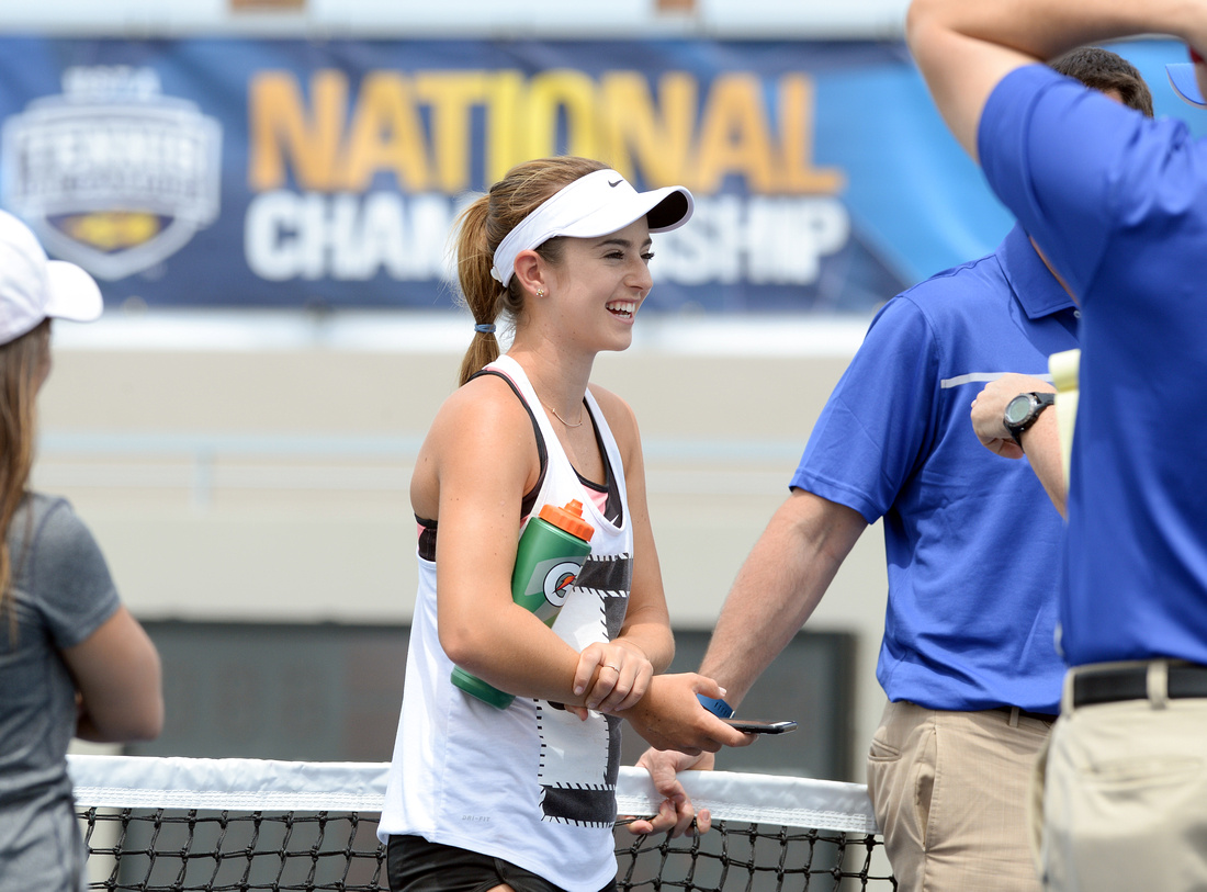 2017 Tennis On Campus National Championship, CiCi Bellis