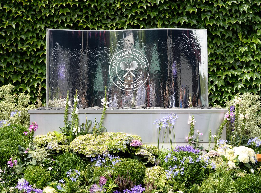Wimbledon 2017 Day 2, Grounds