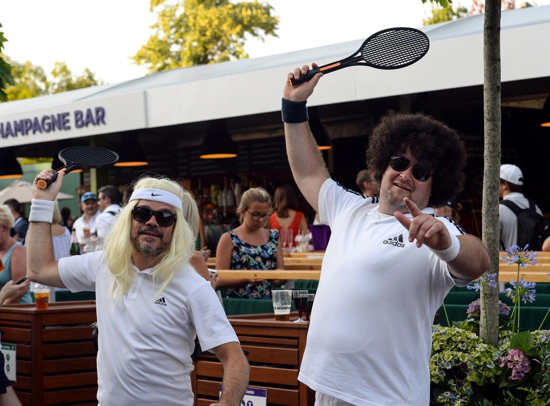 Wimbledon 2017 Day 3,