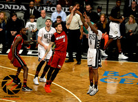 NBA: Brooklyn Nets vs. Miami Heat