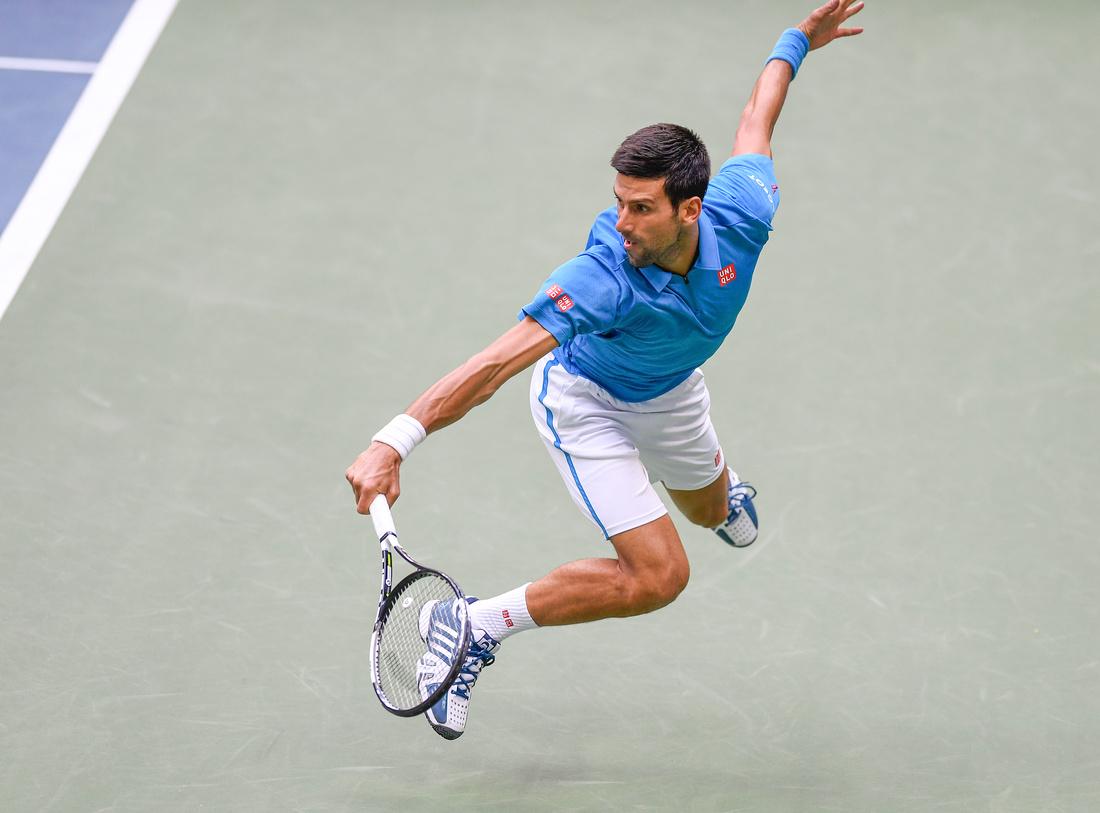 Novak Djokovic, 2016 US Open