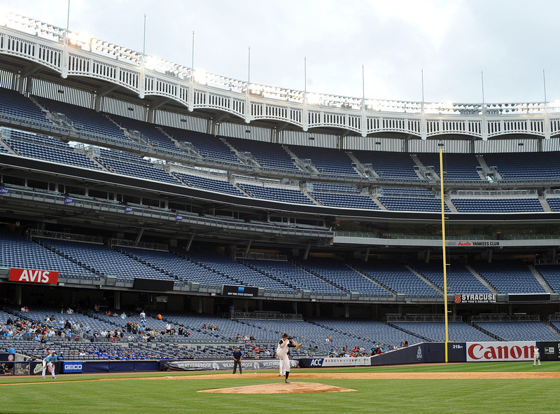 PSAL Class B Baseball Championship: Beach Channel vs. Bronx Science
