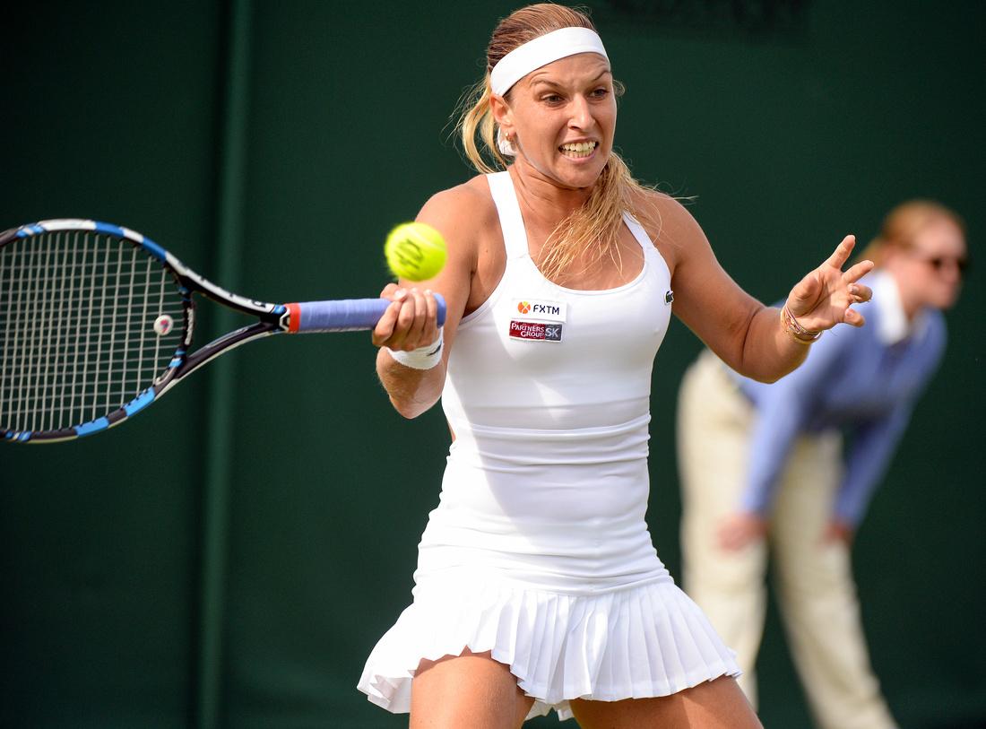 Wimbledon 2017 Day 1, Dominika Cibulkova