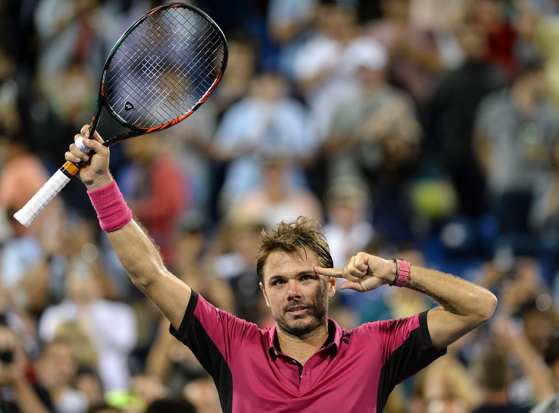 Stan Wawrinka, 2016 US Open